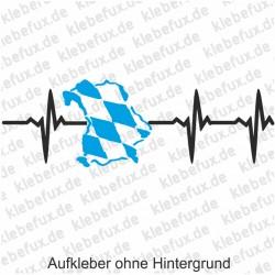 Herzschlag Bayern Motiv Nr. 2