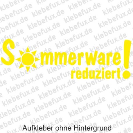 Sommerware reduziert