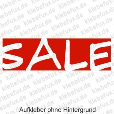 Sale Aufkleber
