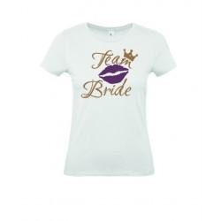"T-Shirt ""Team Bride"" Nr. 3"