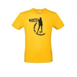 """Textil """"Fußballversteherin wanted"""""""