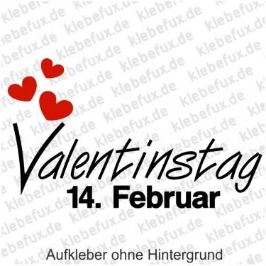 Valentinstag Nr. 1