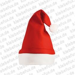 Weihnachtsmütze in verschiedenen Farben
