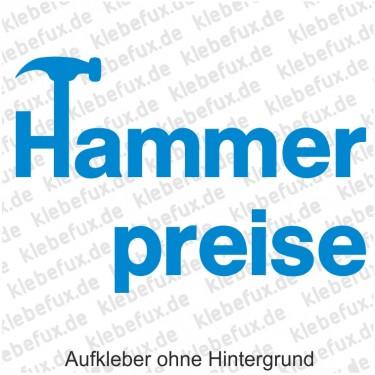 Hammerpreise Nr. 1