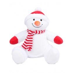 Plüschtier Snowman