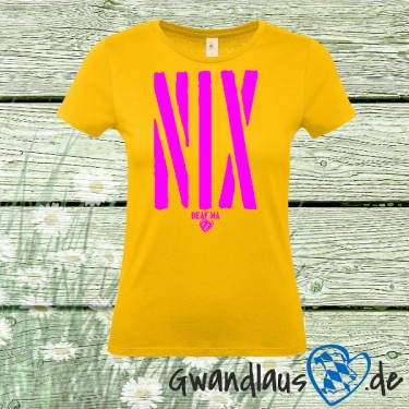 """Textil """"nix deaf ma"""""""